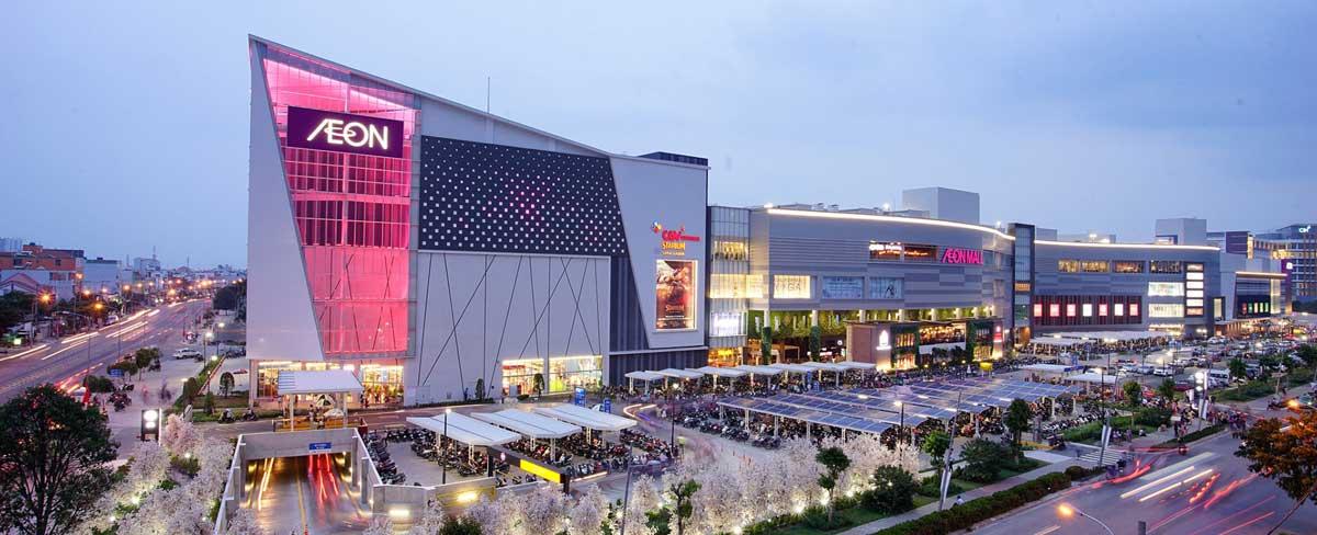 Aeon mall bình dương