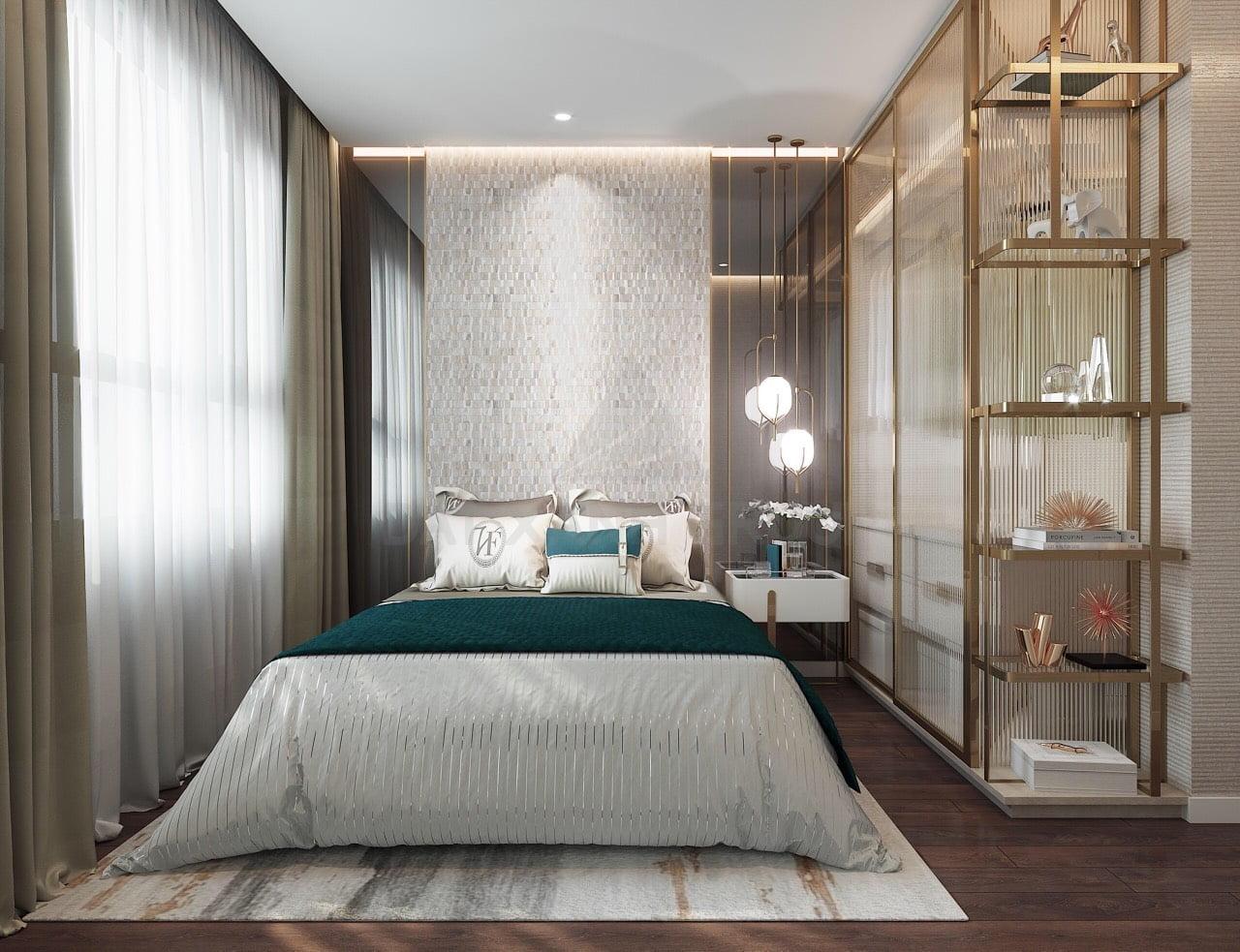 phòng ngủ lớn opal cityview