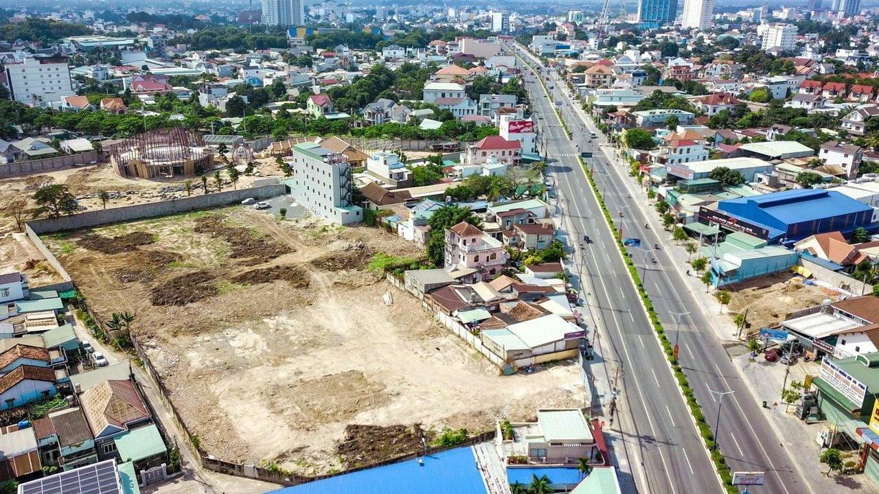khu đất thực tế opal cityview