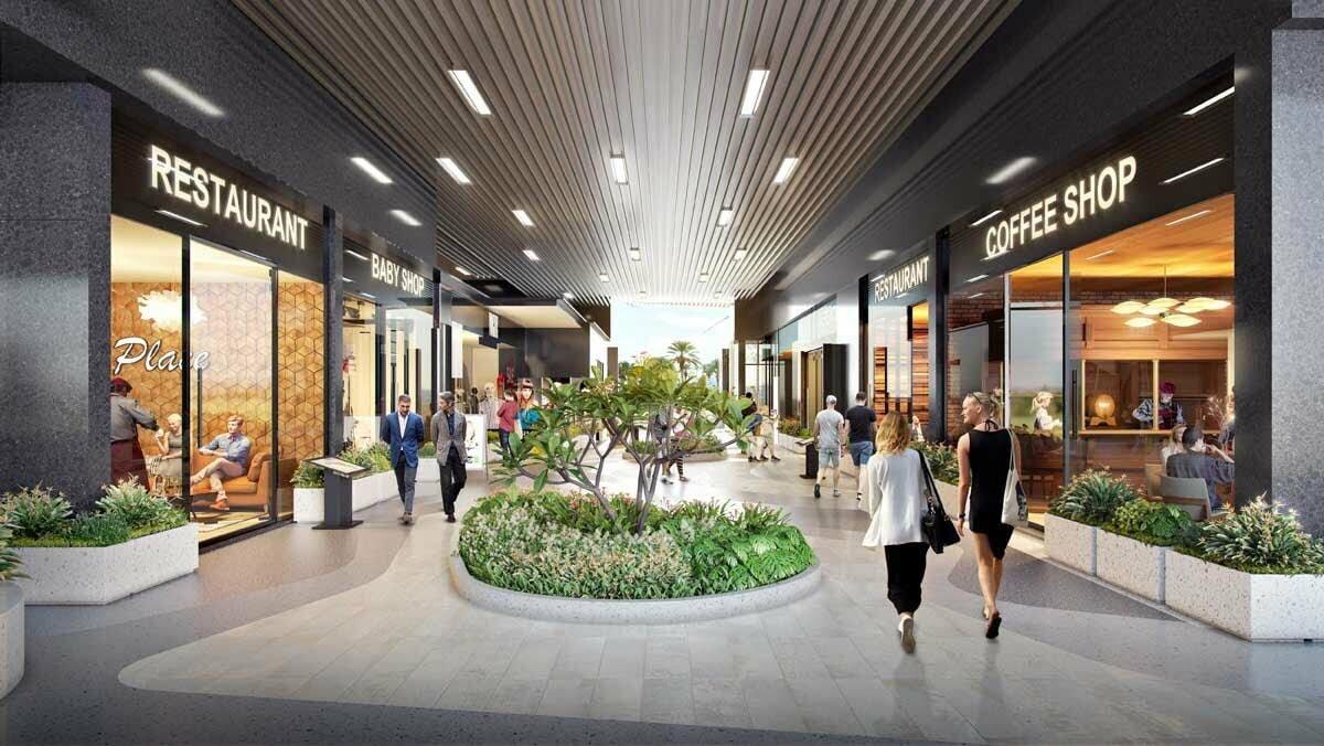 Trung tâm thương mại Opal Cityview